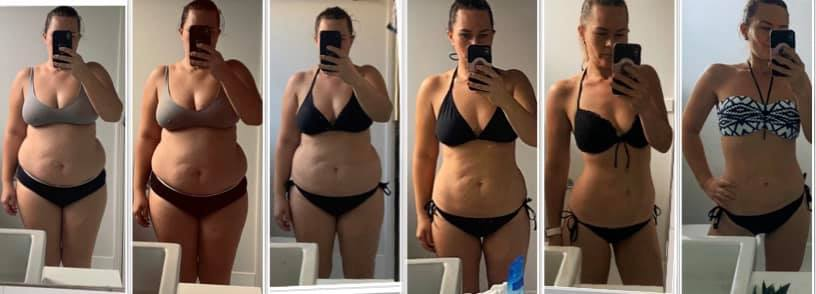 Marina's amazing weight loss story with thinco