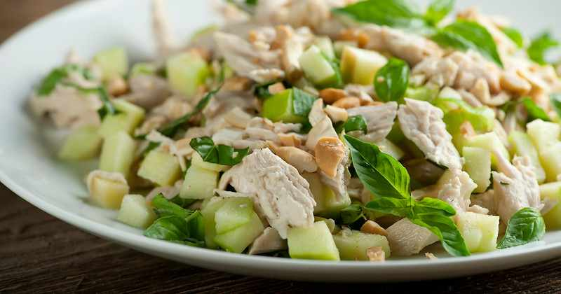 Apple-Chicken-Salad