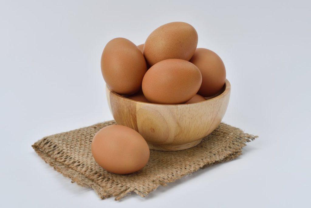 Delicious scrambled eggs recipe
