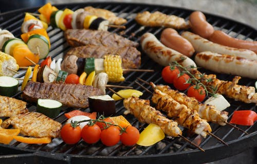 How to Make a Healthy BBQ at Home