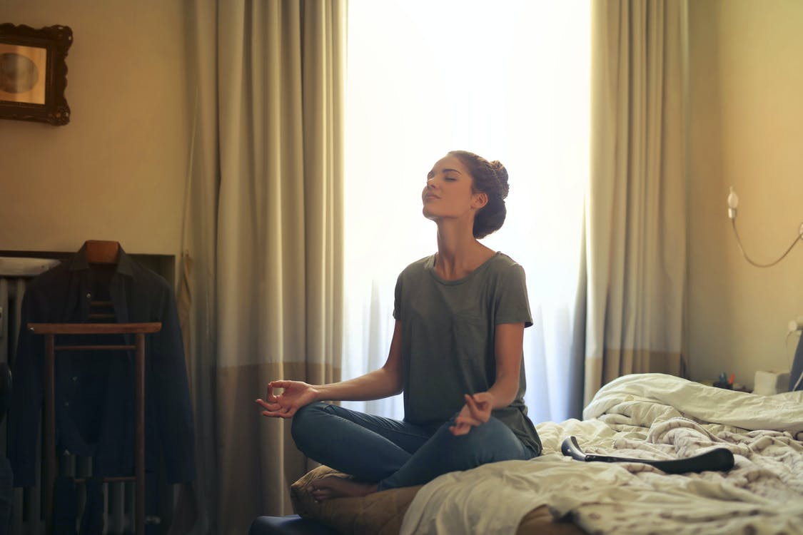 The 5-Minute meditation to increase productivity and reduce stress