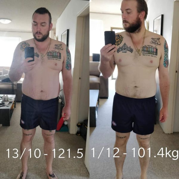 Thinco review BOYFREIND Lost 20kg A