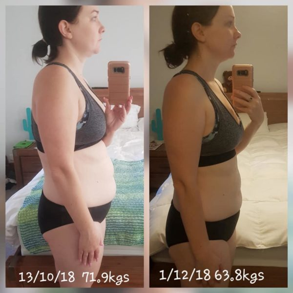 Thinco review Nikki Lost 8.2kg B