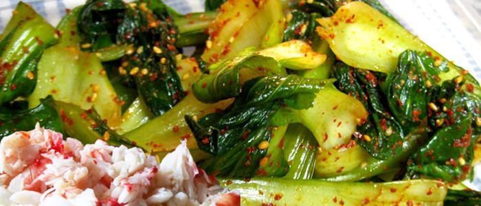 crab kimchi