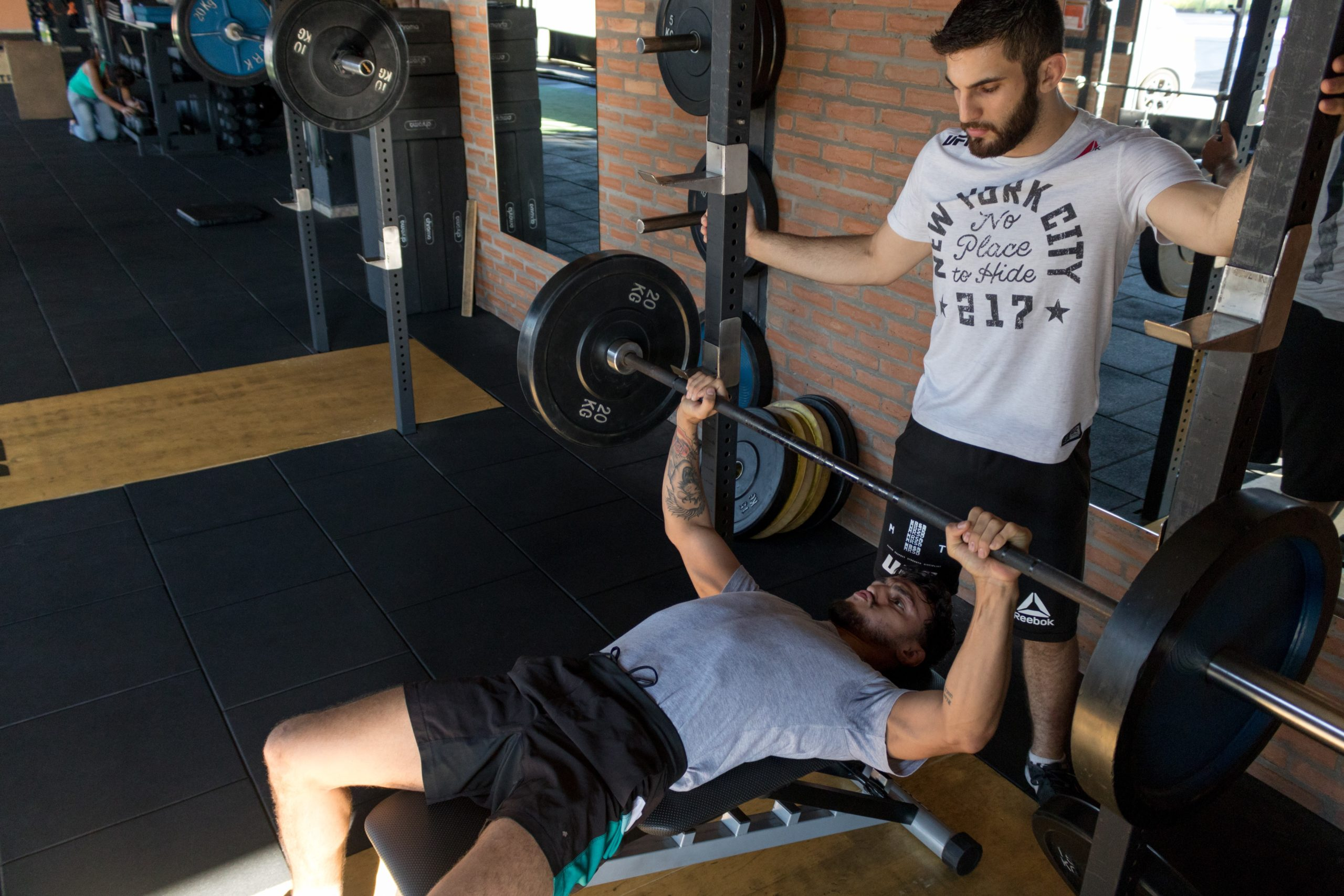 Weight Loss for men at the gym Thinco