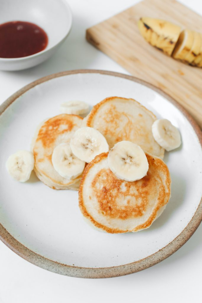 The Best Healthy Banana Pancake Recipe